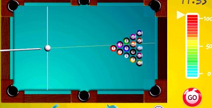 играть биль¤рд онлайн бесплатно на весь экран