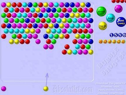 шарики меткий стрелок играть бесплатно онлайн