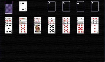 игра в карты косынка играть бесплатно без регистрации онлайн на русском языке