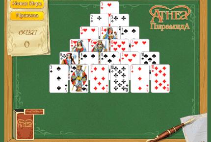 карточные игры сложный коврик