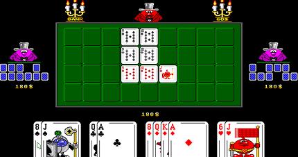 Как играть карты в девятки игровые автоматы м.медведково вакансии