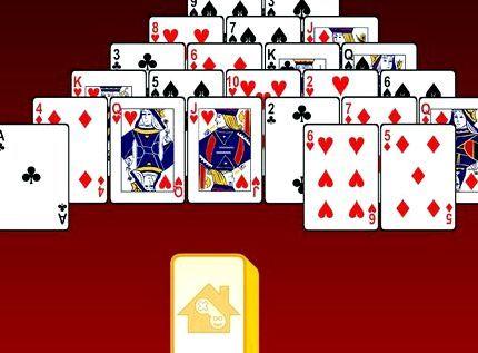 Игры в карты пирамида играть казино шамбала гостиница