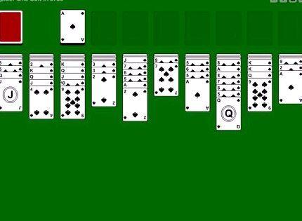 Паук 1 масть играть бесплатно карта бита заработок через казино отзывы