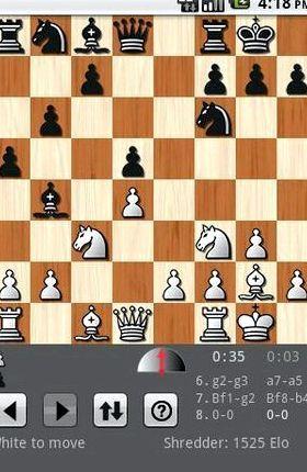 Карты шахматы андроид скачать