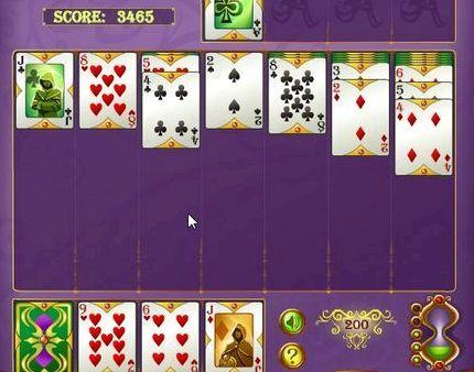 играть в косынка 3 карты бесплатно и без регистрации во весь экран