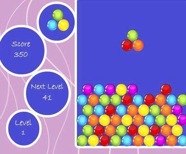 тетрис шарики онлайн играть